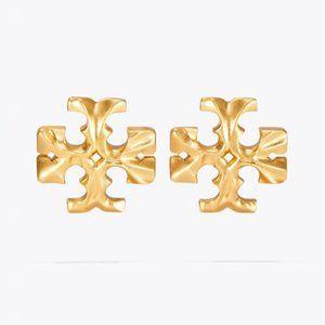 Tory Burch Roxanne Clip-on Earrings